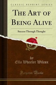The Art of Being Alive - Librerie.coop