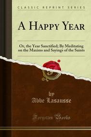 A Happy Year - copertina
