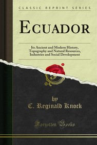 Ecuador - copertina