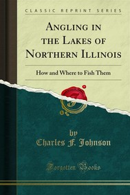 Angling in the Lakes of Northern Illinois - copertina