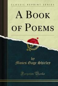 A Book of Poems - copertina