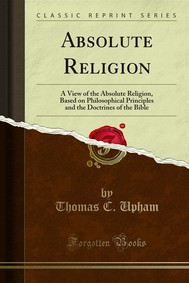 Absolute Religion - copertina