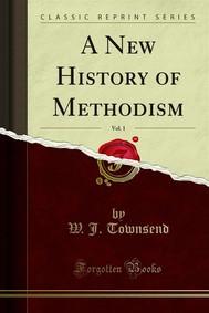 A New History of Methodism - copertina