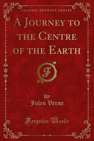 A Journey to the Centre of the Earth - copertina