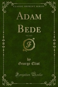 Adam Bede - copertina