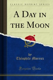 A Day in the Moon - copertina