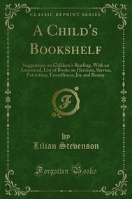A Child's Bookshelf - copertina
