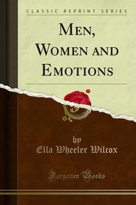 Men, Women and Emotions - Librerie.coop