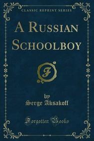 A Russian Schoolboy - copertina