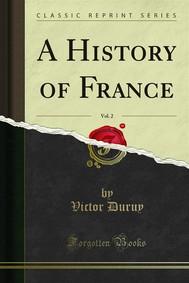 A History of France - copertina