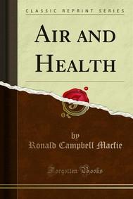 Air and Health - copertina