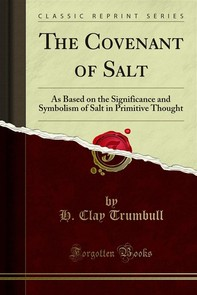 The Covenant of Salt - Librerie.coop