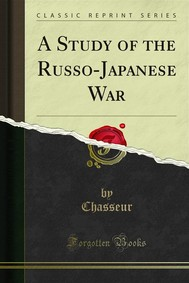 A Study of the Russo-Japanese War - copertina