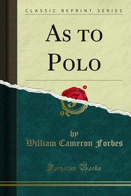 As to Polo - copertina