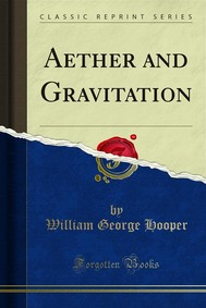 Aether and Gravitation - copertina