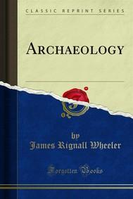 Archaeology - copertina