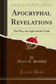 Apocryphal Revelations - copertina