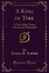 A King of Tyre - copertina
