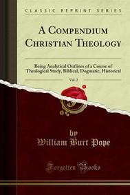 A Compendium Christian Theology - copertina