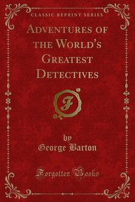 Adventures of the World's Greatest Detectives - copertina