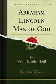 Abraham Lincoln Man of God - copertina