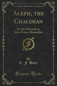 Aleph, the Chaldean - copertina