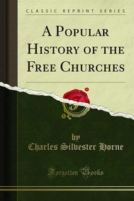 A Popular History of the Free Churches - copertina