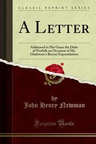 A Letter - copertina