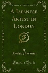 A Japanese Artist in London - copertina