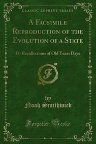A Facsimile Reproduction of the Evolution of a State - copertina