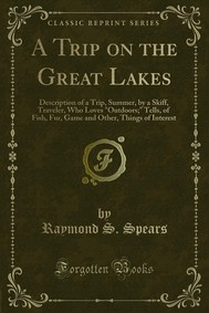 A Trip on the Great Lakes - copertina
