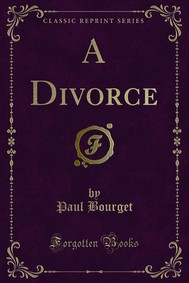 A Divorce - copertina