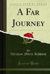 A Far Journey - copertina