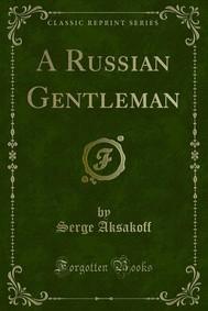 A Russian Gentleman - copertina