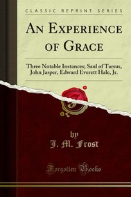 An Experience of Grace - copertina