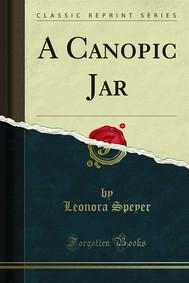A Canopic Jar - copertina