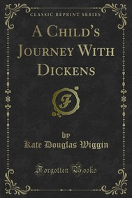 A Child's Journey With Dickens - copertina