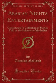 Arabian Nights Entertainments - copertina