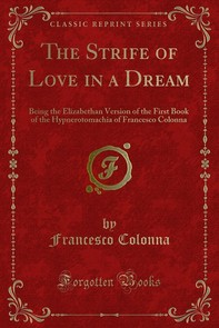 The Strife of Love in a Dream - Librerie.coop