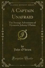 A Captain Unafraid - copertina