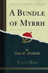 A Bundle of Myrrh - copertina