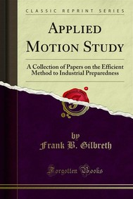 Applied Motion Study - copertina