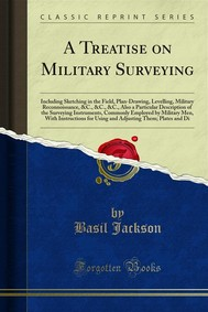 A Treatise on Military Surveying - copertina