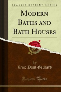 Modern Baths and Bath Houses - Librerie.coop