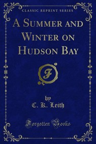 A Summer and Winter on Hudson Bay - copertina