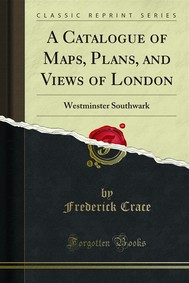 A Catalogue of Maps, Plans, and Views of London - copertina