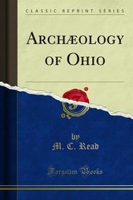 Archæology of Ohio - copertina