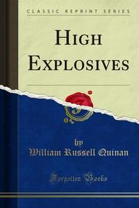 High Explosives - Librerie.coop