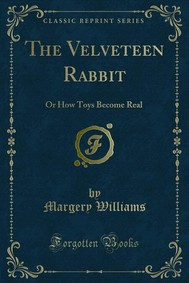 The Velveteen Rabbit - copertina