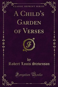 A Child's Garden of Verses - copertina